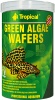 Фото товара Корм для рыб Tropical Green algae wafers для анциструсов, птеригоплихтов и т.д 250 мл /113 г (66424)