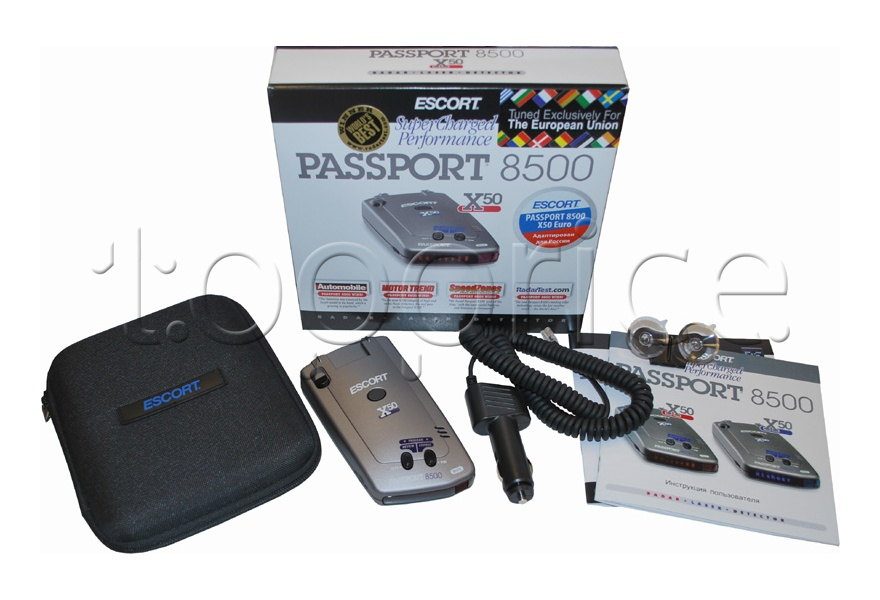 Escort radar 8500 price