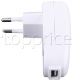 Фото Сетевое З/У Henca USB Wall Charger 1A 1USB White (CT32E-IPH)