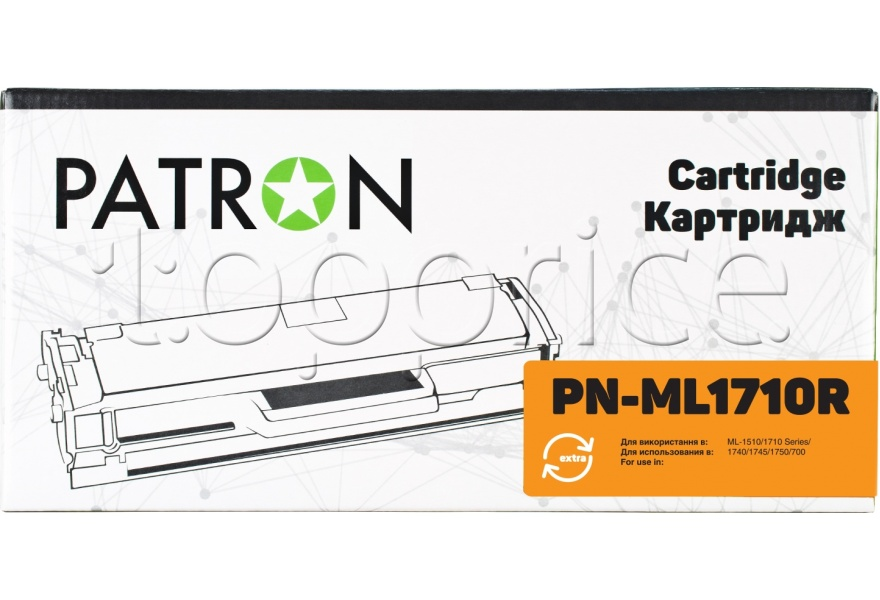 Фото Картридж Patron Samsung ML-1710D3 (PN-ML1710R/CT-SAM-ML-1710-PN-R)