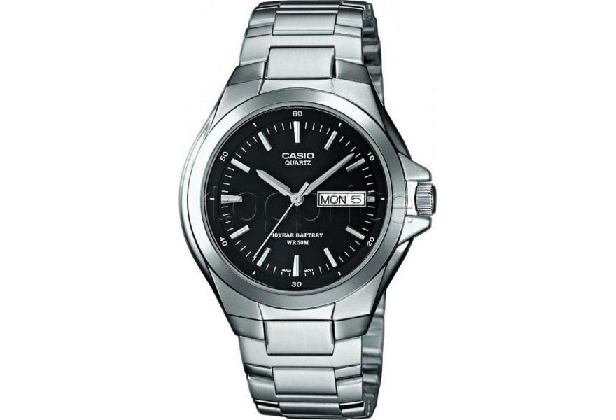 Часы Casio Мужские наручные МТР -1302 - Стиль, надежность