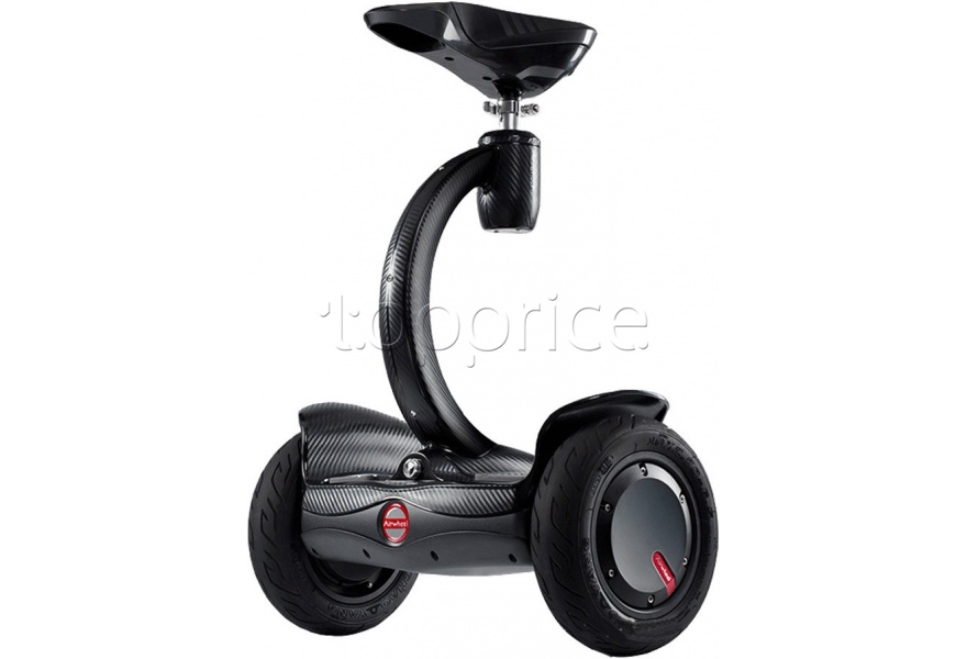 Фото Гироскутер AirWheel S8+ 260WH Black