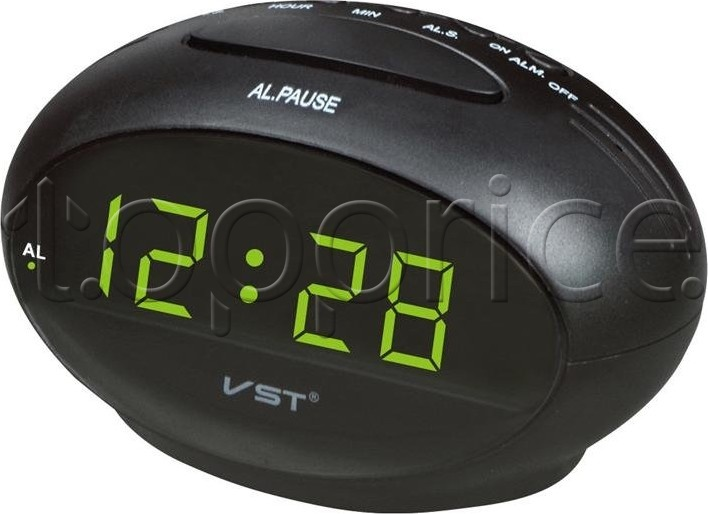 f7173aa3 Часы VST 711-2 Green LED характеристики, цена в интернет магазинах ...